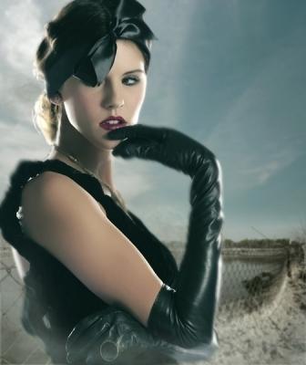 Maggie Grace (Irina) - Photoshoot