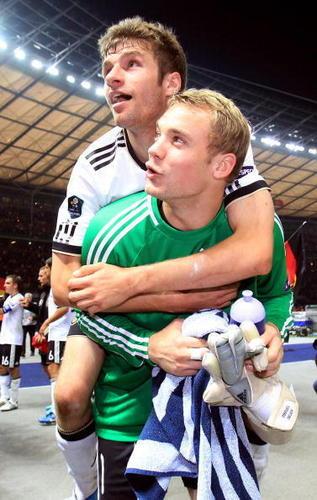 Manuel & Thomas (Germany - Turkey)