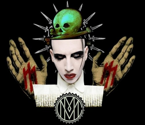 marilyn manson fondo de pantalla called Marilyn Manson