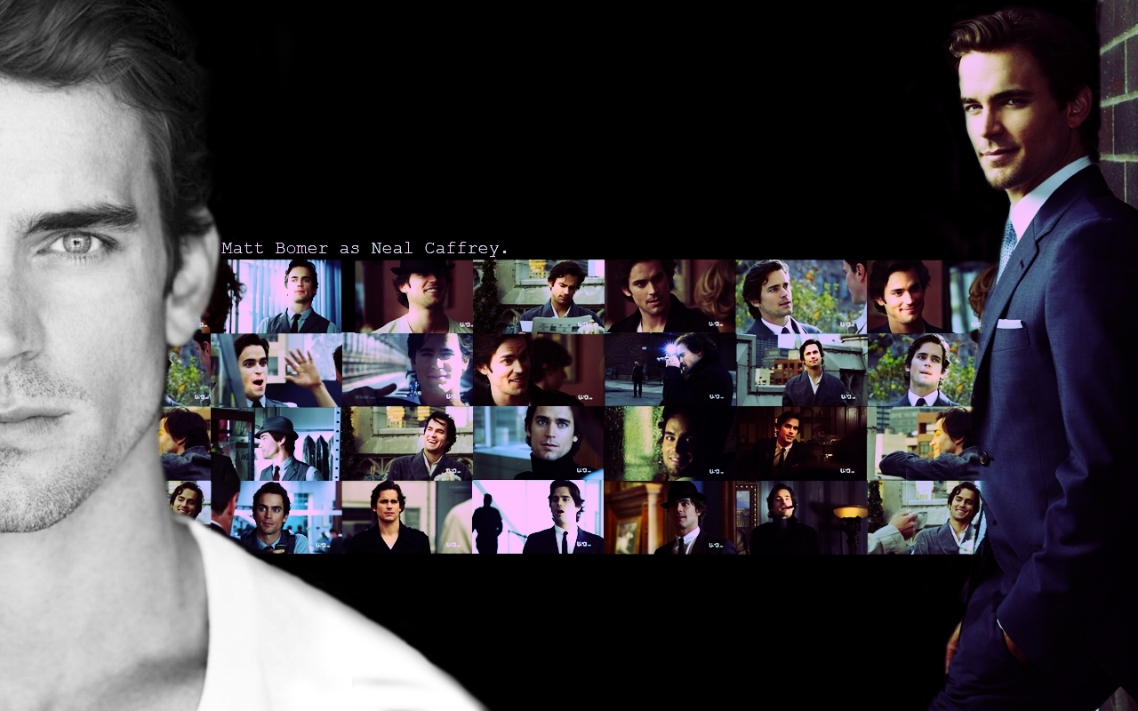 Matt Bomer Wallpapers Matt Bomer as Neal Cafrey Matt Bomer Wallpaper Fanpop