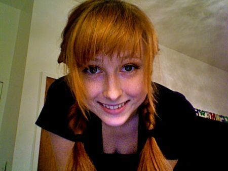 Meekakitty being cute
