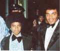 Michael at age 14 with Joe Jackson! - michael-jackson photo