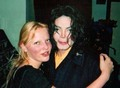 Michael with Joanna Thomae - michael-jackson photo