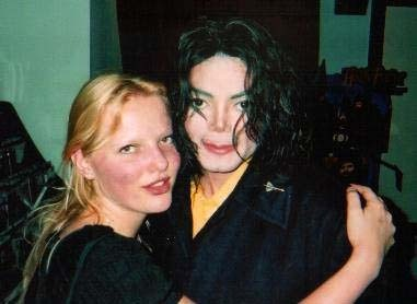 Michael with Joanna Thomae