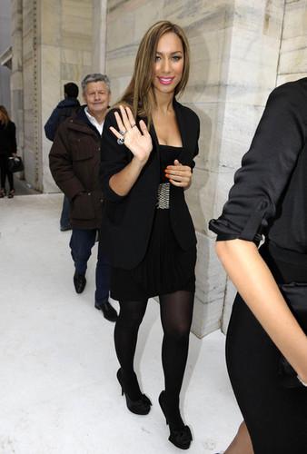 Milan Fashion Week (September 27)
