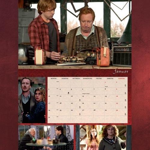 New DH Calendar pics