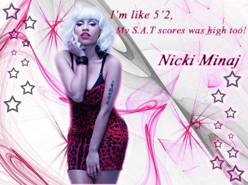 Nicki Monroe'