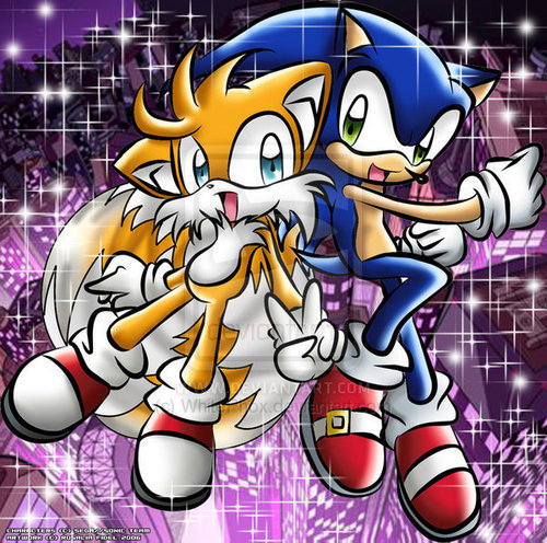 OLD - Sonic and Tails