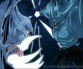 Raviel vs Obelisk - anime-vs-anime photo