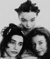 PJ Harvey, Bjork and Tori Amos (1) - pj-harvey photo