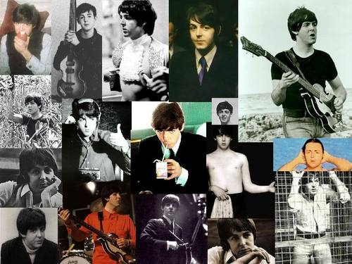 Paul Wallpaper Collage