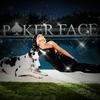 Lady Gaga photo containing a dalmatian called Poker Face (fan-made single cover)