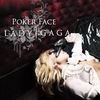 Lady Gaga picha possibly with a portrait titled Poker Face (fan-made single cover)