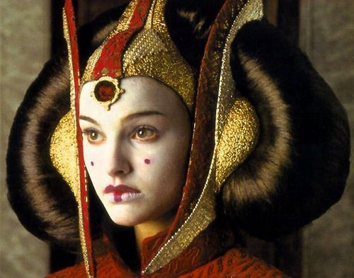 Queen Padme Amidala (Info for Elie_star)