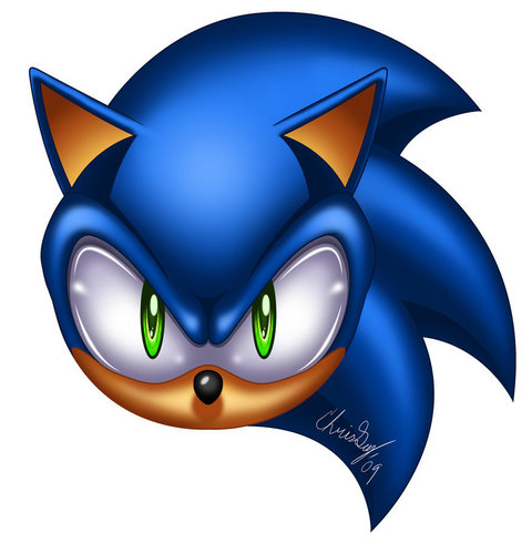 যেভাবে খুশী Sonic BUST... thingy