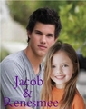 Renesmee & Jacob x - renesmee-carlie-cullen photo