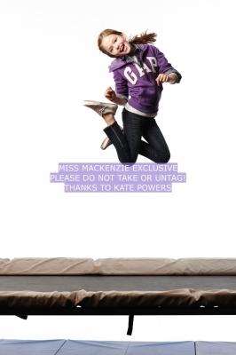 Renesmee jumping