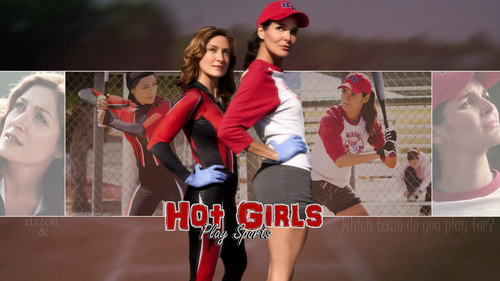Rizzoli & Isles:  Hot Girls - rizzoli-and-isles Wallpaper