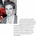 Robert Pattinson - Instyle UK: Super-Heros - twilight-series photo