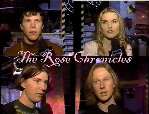 Rose Chronicles collage
