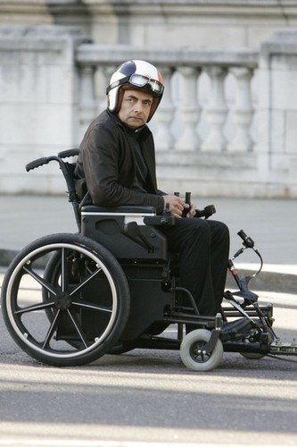 Rowan Atkinson Films Johnny English