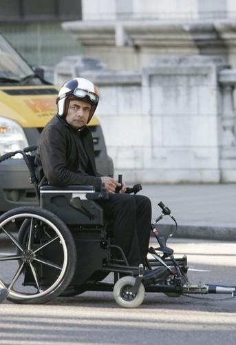 Rowan Atkinson Films Johnny English