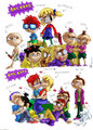 Rugrats Before and After - rugrats fan art