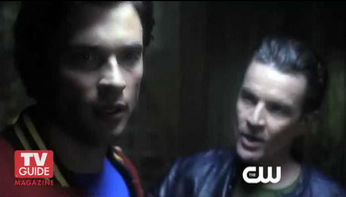 SMALLVILLE'S 200TH EPISODE HOMECOMING  TRAILERS PREVIEWS - james-marsters Photo