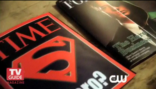 """SMALLVILLE'S 200TH EPISODE xem trước TRAILERS """"HOMECOMING"""