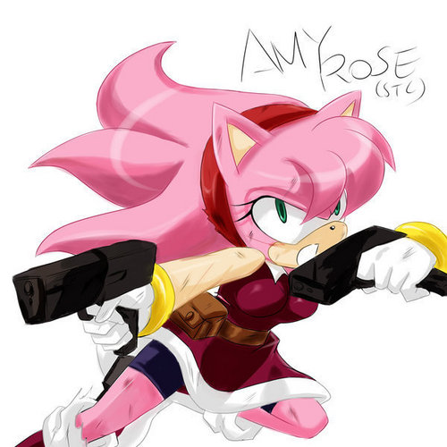 STC AMY ROSE