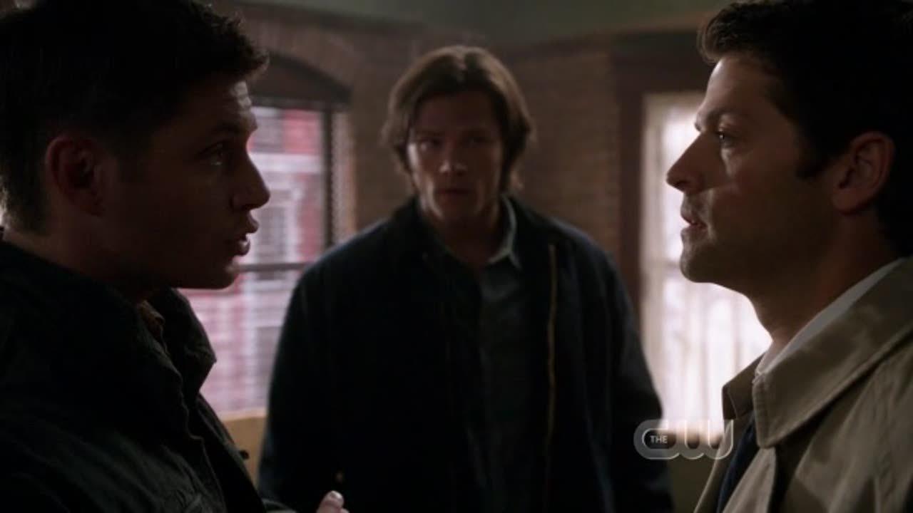 sam and dean meet castiel
