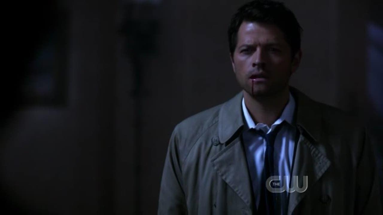 Dean And Castiel Screencaps