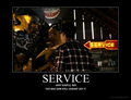 Service Motivational - bumblebee-and-sam photo