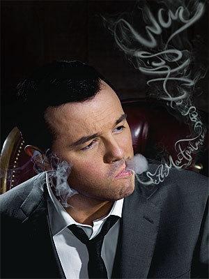 Seth MacFarlane's 2009 Maxim Photoshoot