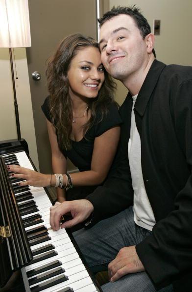 Seth and Mila - Seth MacFarlane Photo (16104782) - Fanpop