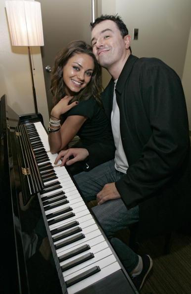 Seth and Mila