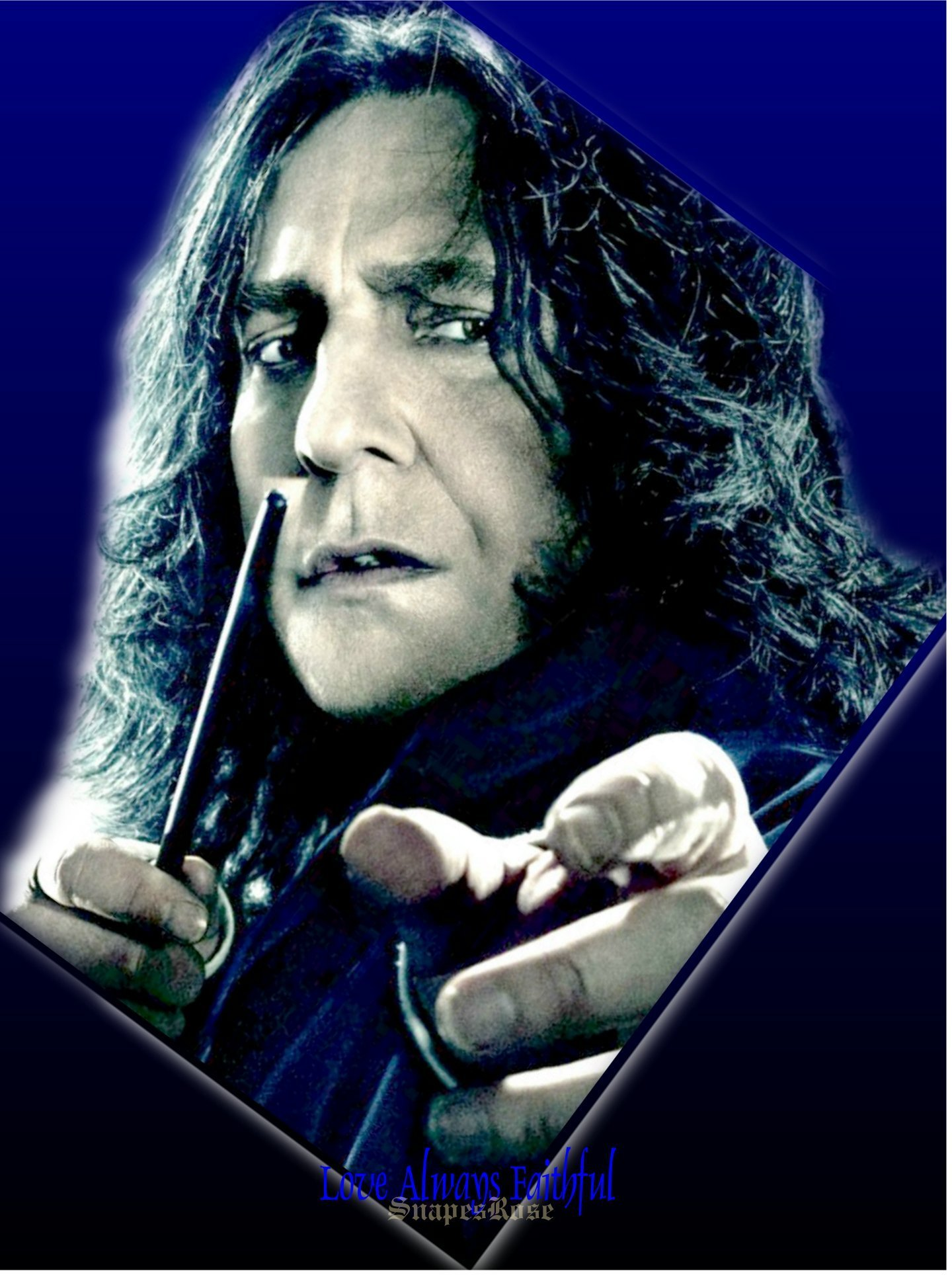 Severus DH Poster