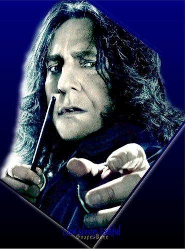 Severus DH Poster