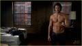 Shirtless Jared Padalecki is The Third Man - jared-padalecki screencap