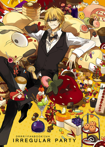 Heiwajima Shizuo wallpaper probably containing anime called Shizuo Heiwajima