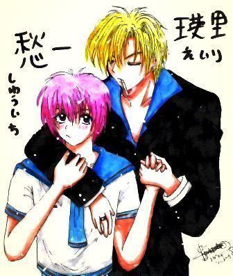 Shuichi and yuki