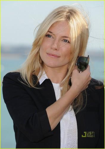 Sienna Miller: Jury Member with Elsa Zylberstein!