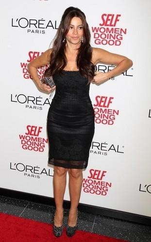 Sofia Vergara - SELF Magazine's 3rd Annual Women Doing Good Awards
