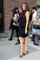 Sofia Vergara at 'The Late Show with David Letterman'