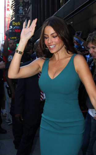Sofia Vergara on 'Good Morning America'