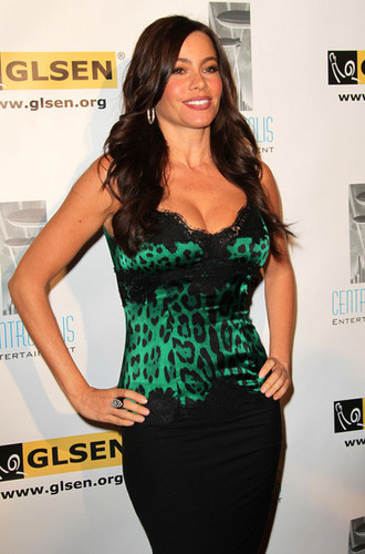 Sofia @ the 6th Annual GLSEN Respect Awards