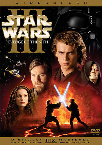 星, つ星 Wars Episode III Revenge Of The Sith