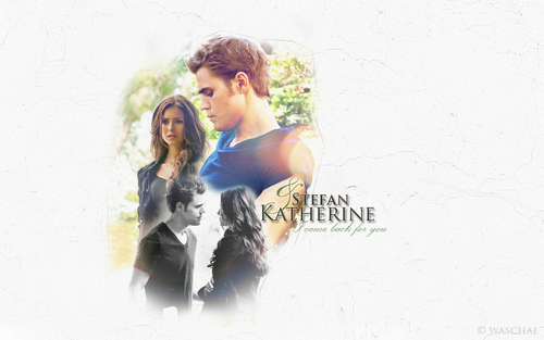 Delena & Steferine wallpaper probably containing a sign called Steferine