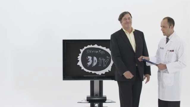 an analysis of the stereotypes presented by stephen fry on his documentary Many viewers will see the new cbs show the great indoors as a comedy played by the droll veteran comedian stephen fry they play like a documentary.