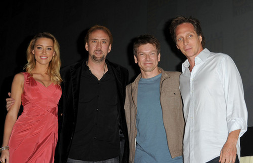 "Summit Entertainment's ""Drive Angry 3D"" Panel - Comic-Con 2010"